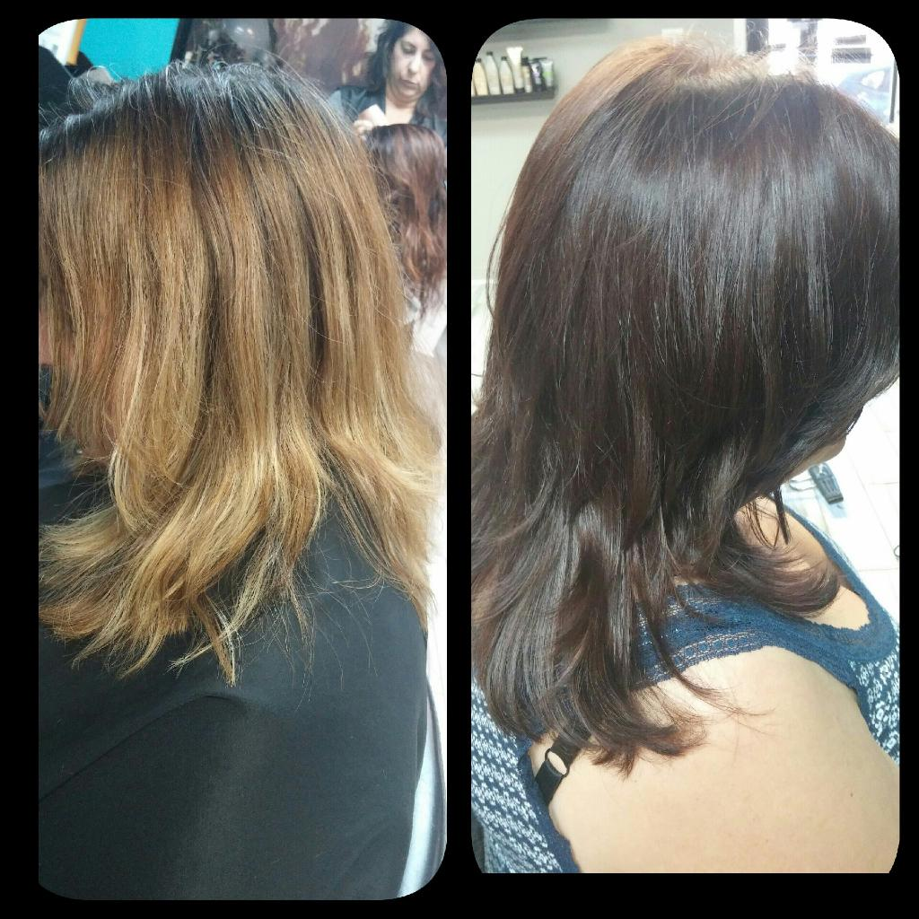Hair Styles Colorbar Salon Spa